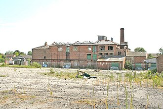Strensall - Image: Strensall, Old Tanning Factory geograph.org.uk 196176