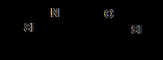 Silylation - Bis(trimethylsilyl)acetamide, a popular reagent for silylation.