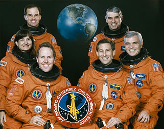 STS-59 - Image: Sts 59 crew