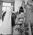 Student Nurse- Life at St Helier Hospital, Carshalton, Surrey, 1943 D13887.jpg