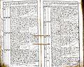 Subačiaus RKB 1832-1838 krikšto metrikų knyga 125.jpg