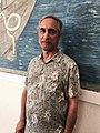 Subhash Kak at Single Photon Workshop, Geneva, July 2015.jpg