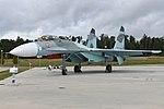 Sukhoi Su-27 '12 red' (26448237739).jpg