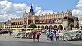 Sukiennice in Kraków in August 2016.jpg