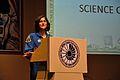 Sunita Lyn Williams - Science City - Kolkata 2013-04-02 7501.JPG