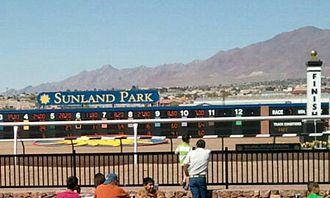 Sunland Park Racetrack & Casino - Image: Sunland Park Racetrack