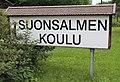 Suonsalmen koulu - entinen peruskoulu - Joutsantie 609b - Hirvensalmi - 2.jpg