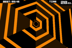 Image illustrative de l'article Super Hexagon