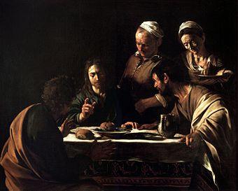 Supper at Emmaus-Caravaggio (1606).jpg