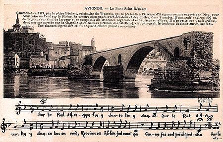 Sur le pont d'Avignon, musique.jpg