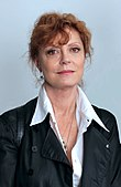 Foto van Susan Sarandon in 2016.