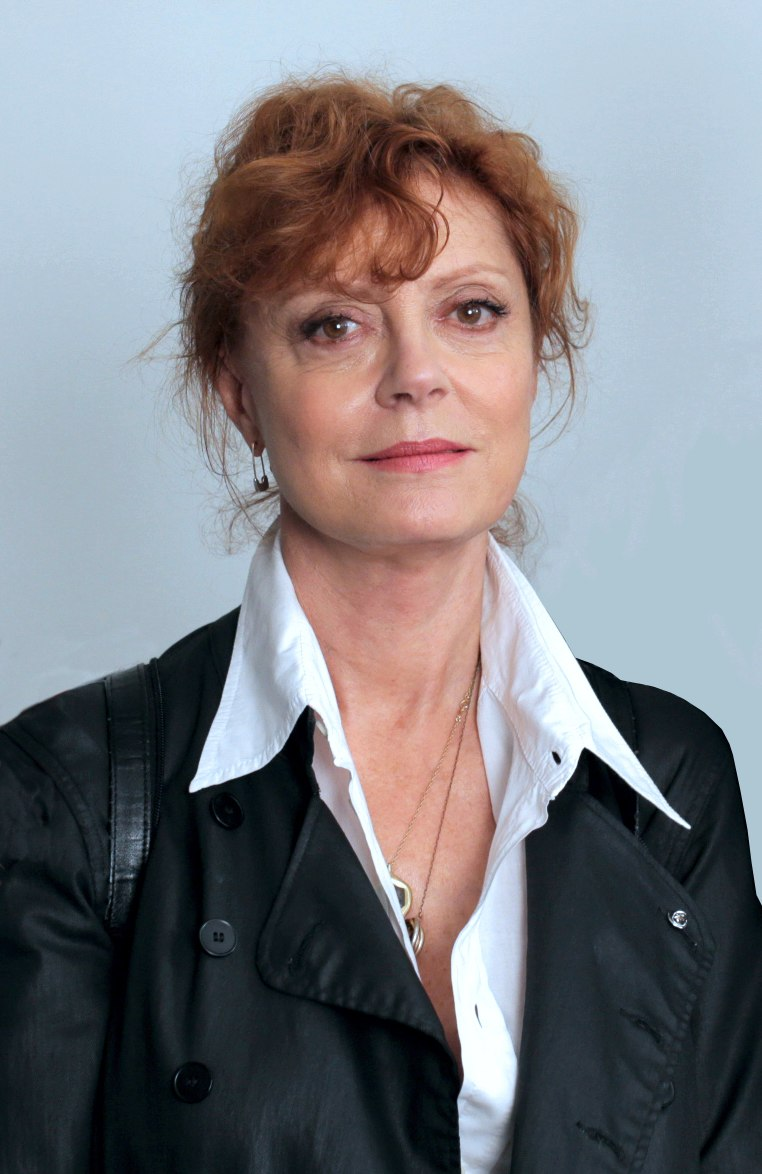 Susan Sarandon at the set of %27American Mirror%27 cropped and edited