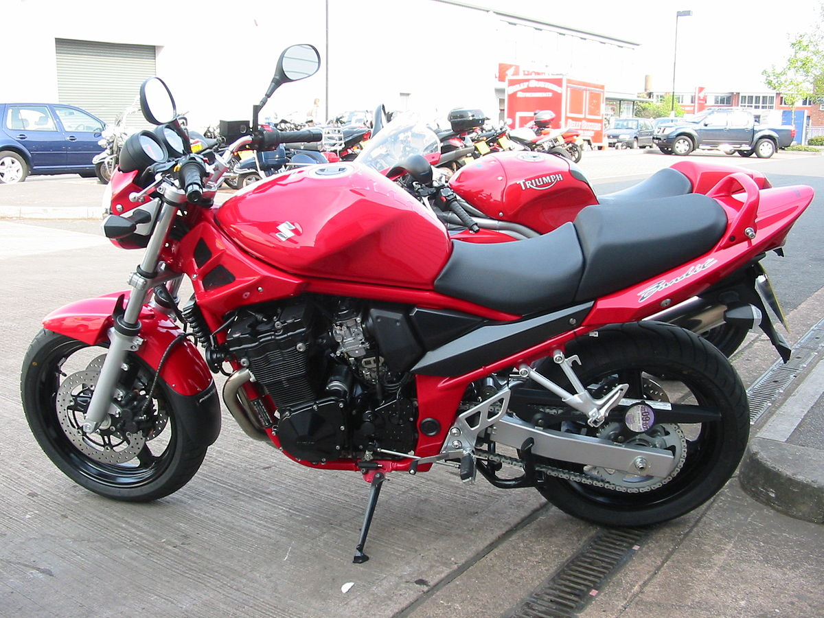 Suzuki Gsf Bandit For Sale