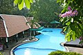 Swimming pool, Royal Orchid Sheraton Riverview Hotel (8285776030) (2).jpg