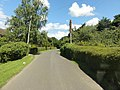 Swingfield, Wootton, Wootton Lane (geograph 2591461).jpg