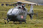 Swiss Air Force Eurocopter EC635P2+ - T-364 (Axalp, Switzerland) (22063164222).jpg