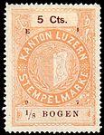 Switzerland Lucerne 1897 revenue 6 5c - 53 - E 1 97.jpg