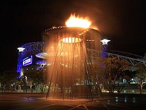 Sydney Olympic Park - Image: Sydney olympic prk