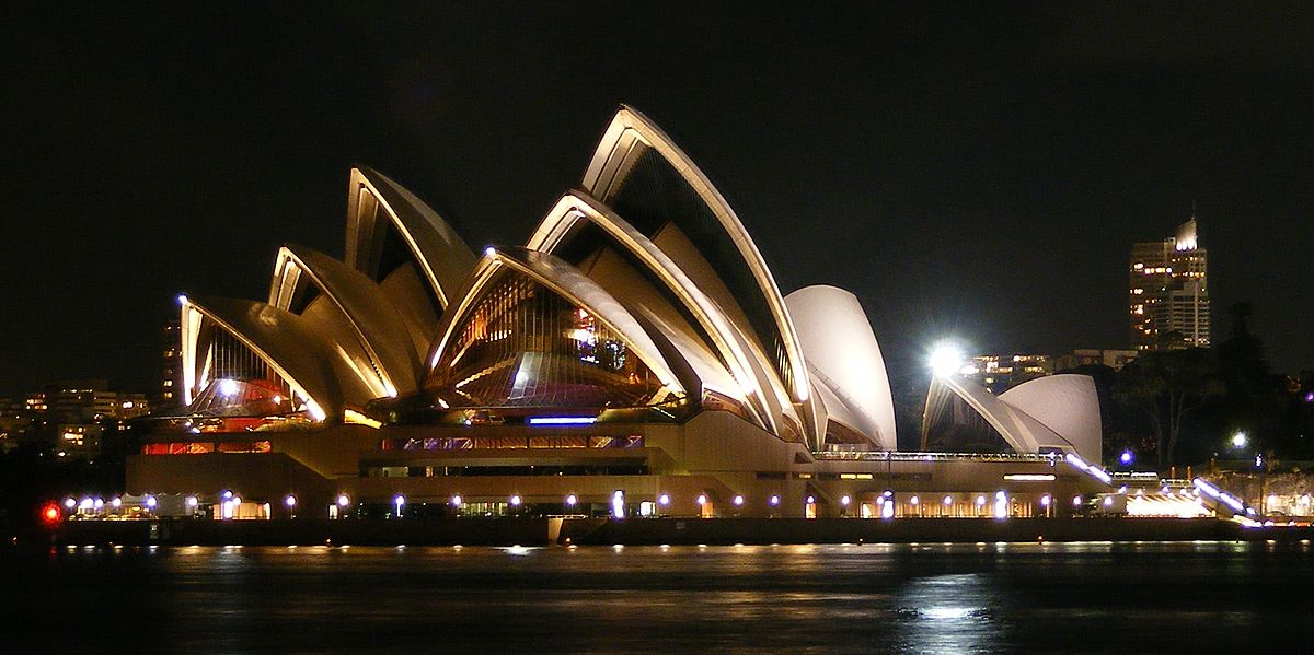 Sydney opera house simple english wikipedia the free for Sydney opera housse