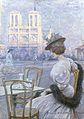 Sylvius Paoletti – Notre Dame de Paris, 1907.jpg