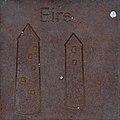 Symbol of Eire by Helmut Blažej, Bleiburg.jpg