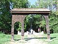 Székelyudvarhely, Szejkefürdő, Orbán Balázs síremléke 8.jpg