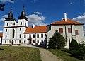 Třebíč, zámek s bazilikou sv. Prokopa (02).jpg