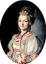 T.V.Shlykova-Granatova by N.Argunov (1789, Kuskovo).jpg