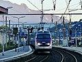 TGV Annecy-Paris du matin entrant à Chambéry (octobre 2017).JPG