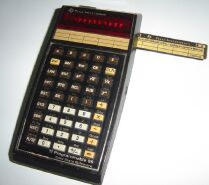 59 (number) - The TI-59 was a programmable calculator
