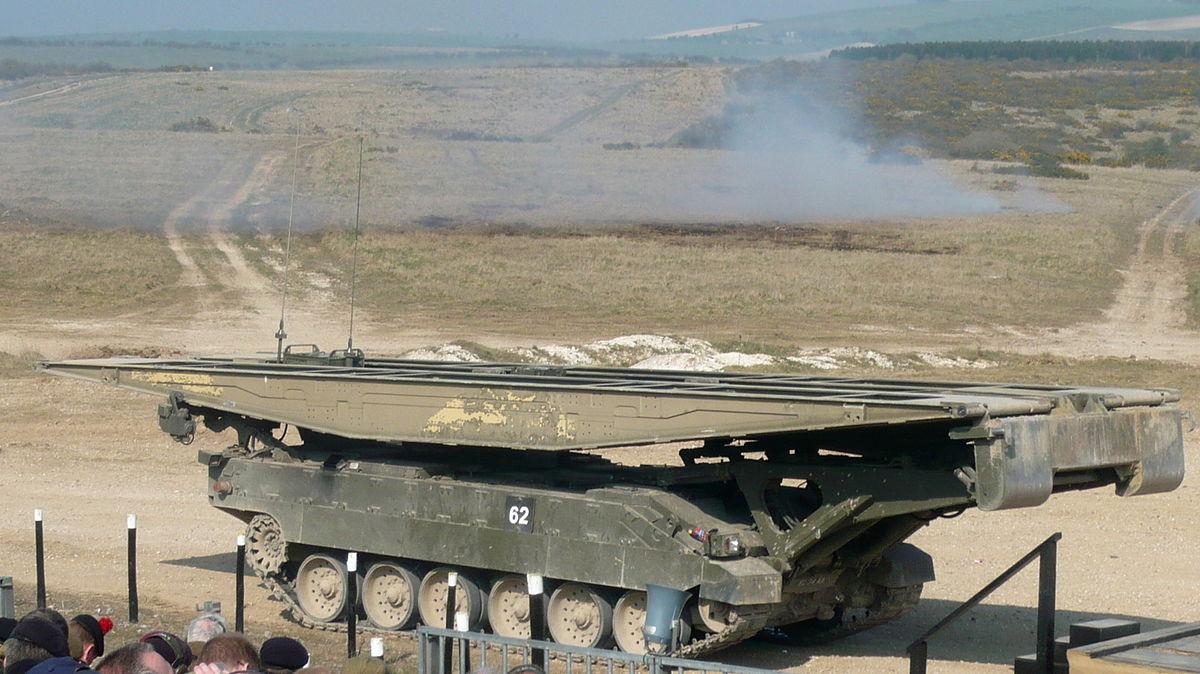 titan armoured vehicle launcher bridge  u2014 wikip u00e9dia