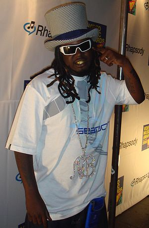 T-Pain discography - Image: T Pain VMA Sept 08