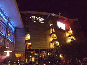 Charter Spectrum Center (arena) -  The arena in 2012