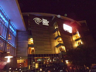 Spectrum Center (arena) - Time Warner Cable Arena in 2012