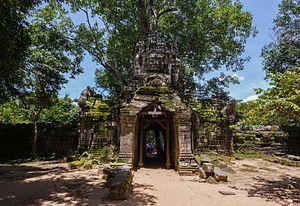 Ta Som - Image: Ta Som, Angkor, Camboya, 2013 08 17, DD 06