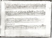 tablature de 1521