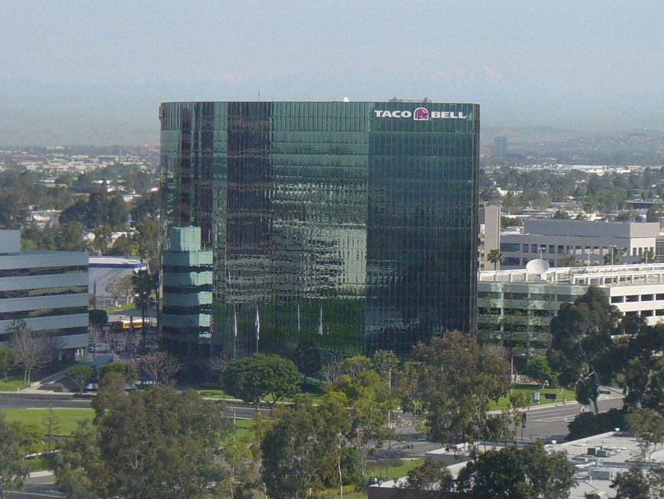 Taco Bell Headquarters Irvine