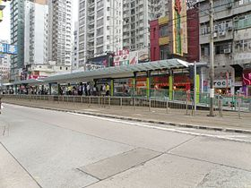Tai Tong Road Stop after renovation.JPG