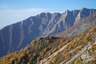 Mount Taibai - Image: Taibai Shan NFP