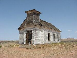 Taiban, New Mexico - Image: Taiban