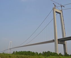 Taizhou Yangtze River Bridge.JPG