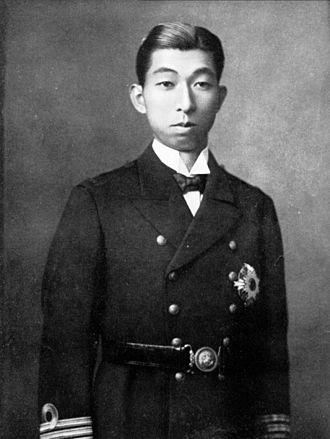 Events leading to the attack on Pearl Harbor - Prince Takamatsu
