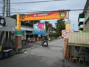 Talavera, Nueva Ecija - PJGMRCMC Extension Hospital