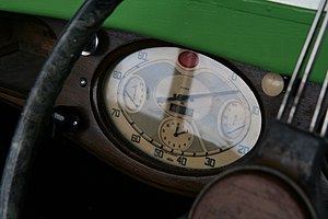 Jaeger-LeCoultre - Speedometer 1934 Talbot 105