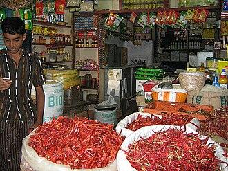 Taliparamba - Taliparamba Market
