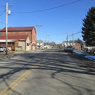 Tarlton, Ohio Village in Ohio, United States