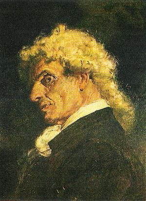 English: Portrait of Giuseppe Tartini Español:...