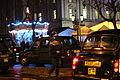 Taxis, Belfast, November 2012.JPG