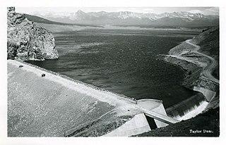 Taylor Park Dam