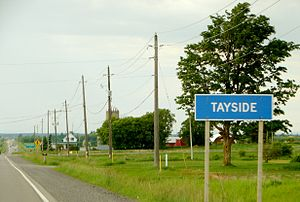 North Stormont, Ontario - Image: Tayside ON